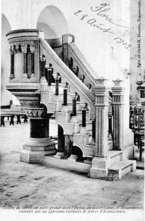 Chaire de vérité 1903