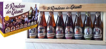 Une bière pour chaque géant