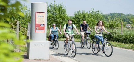 """Journée à vélo : """"Le plaisir de recevoir"""""""