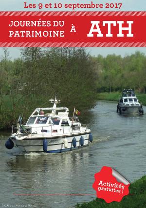Catalogue Journee du patrimoine ATH 2507