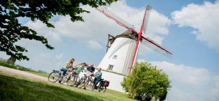 Visite du Blanc Moulin et de la Forge à Ostiches