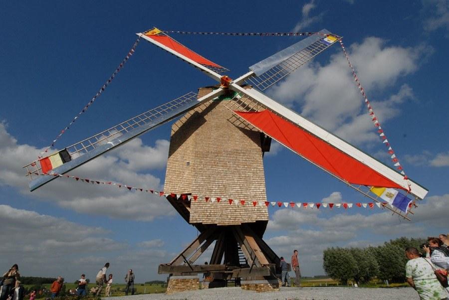 Le Moulin de la Marquise à Moulbaix